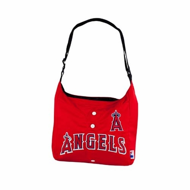 Los Angeles Angels Jersey Tote