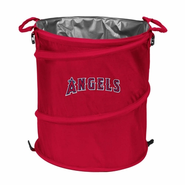 Los Angeles Angels Light Duty Trashcan