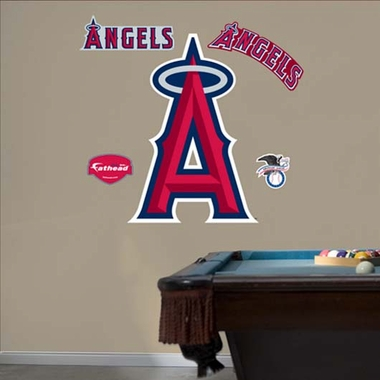 Los Angeles Angels Logo Fathead Wall Graphic