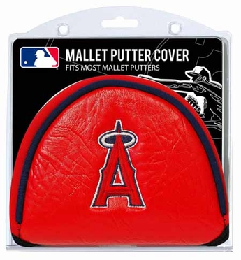 Los Angeles Angels Mallet Putter Cover
