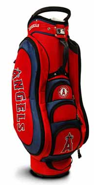 Los Angeles Angels Medalist Cart Bag