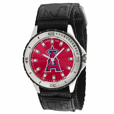 Los Angeles Angels Mens Veteran Watch