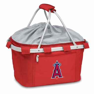 Los Angeles Angels Metro Basket (Red)