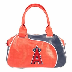 Los Angeles Angels Perf-ect Bowler Purse