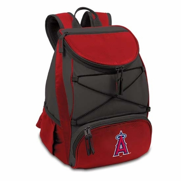 Los Angeles Angels PTX Backpack Cooler (Red)