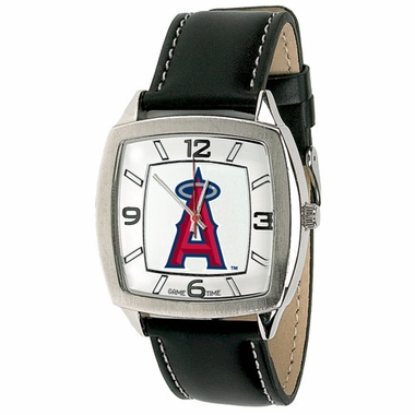 Los Angeles Angels Retro Mens Watch