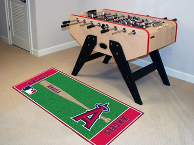 Los Angeles Angels Runner Rug