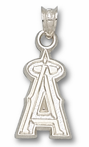 Los Angeles Angels Sterling Silver Pendant