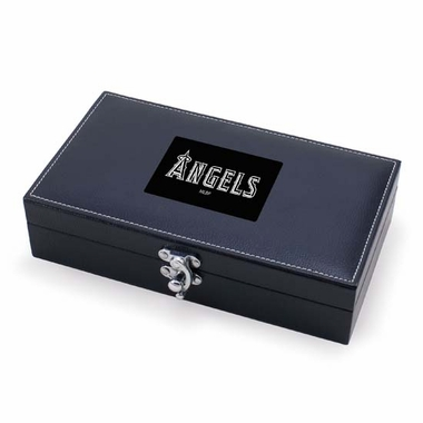 Los Angeles Angels Syrah Wine Accessories (Black)