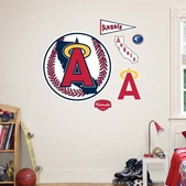 Los Angeles Angels Wall Decorations