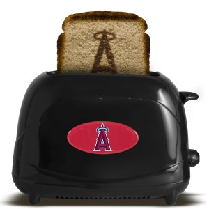 Los Angeles Angels Toaster (Black)