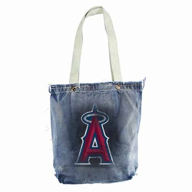 Los Angeles Angels Vintage Shopper (Denim)
