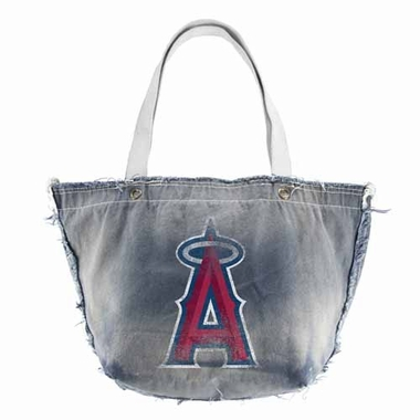 Los Angeles Angels Vintage Tote (Denim)