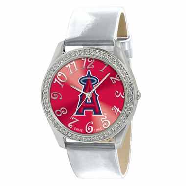 Los Angeles Angels Women's Glitz Watch