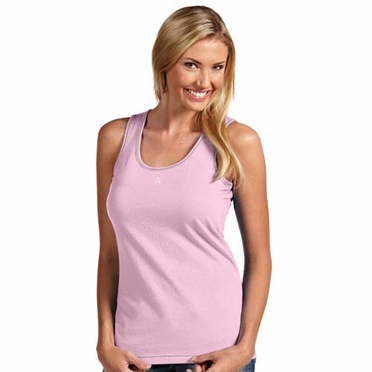 Los Angeles Angels Womens Sport Tank Top (Color: Pink)