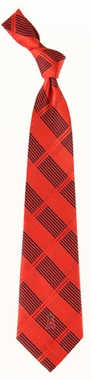 Los Angeles Angels Woven Plaid Necktie