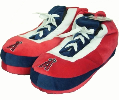 Los Angeles Angels Wrapped Logo Sneaker Slippers