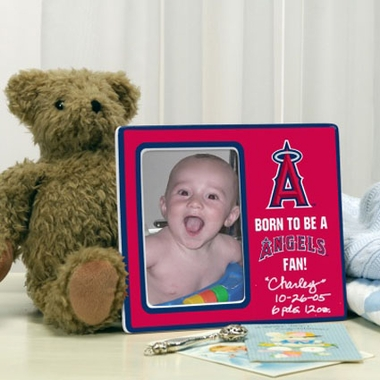 Los Angeles Angels Youth Picture Frame