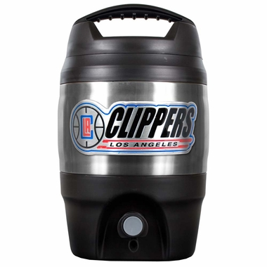 Los Angeles Clippers 1 Gallon Tailgate Jug