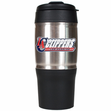 Los Angeles Clippers 18oz Oversized Travel Tumbler