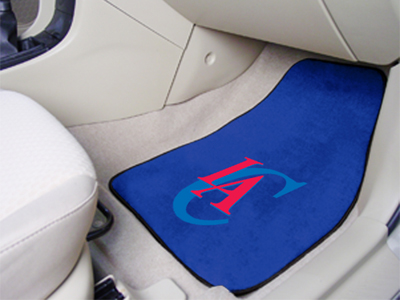 Los Angeles Clippers 2 Piece Car Mats