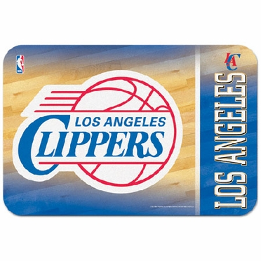 Los Angeles Clippers 20 x 30 Mat