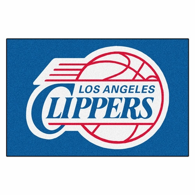 Los Angeles Clippers 20 x 30 Rug