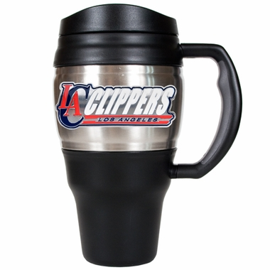 Los Angeles Clippers 20oz Oversized Travel Mug