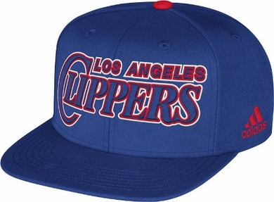 Los Angeles Clippers Adidas 2013 NBA Draft Day Authentic Snap Back Hat