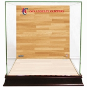 Los Angeles Clippers Display Cases