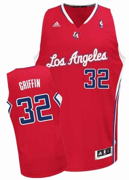 Los Angeles Clippers Blake Griffin Revolution 30 Swingman Jersey