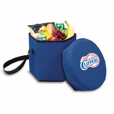 Los Angeles Clippers Bongo Cooler / Seat (Navy)