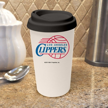 Los Angeles Clippers Ceramic Travel Cup