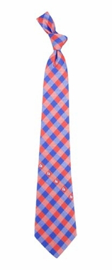 Los Angeles Clippers Check Poly Necktie