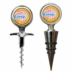 Los Angeles Clippers Corkscrew and Stopper Gift Set