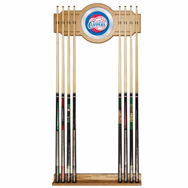 Los Angeles Clippers Cue Rack