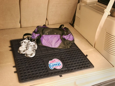 Los Angeles Clippers Heavy Duty Vinyl Cargo Mat