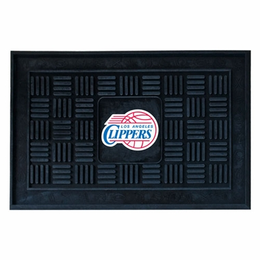 Los Angeles Clippers Heavy Duty Vinyl Doormat