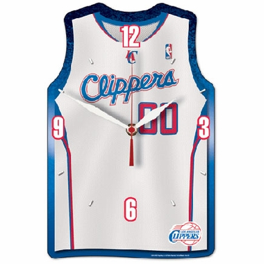 Los Angeles Clippers High Definition Wall Clock