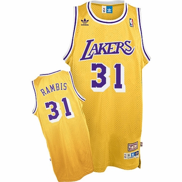 Los Angeles Clippers Kurt Rambis Team Color Throwback Replica Premiere Jersey
