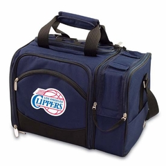 Los Angeles Clippers Malibu Picnic Cooler (Navy)
