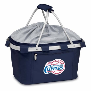Los Angeles Clippers Metro Basket (Navy)
