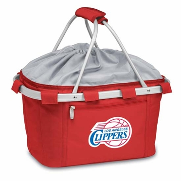 Los Angeles Clippers Metro Basket (Red)