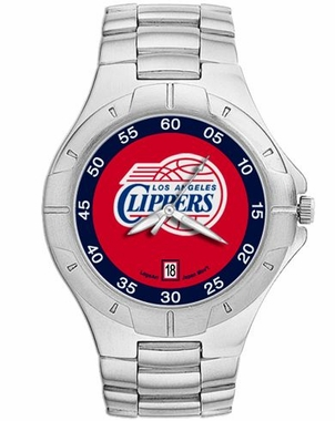 Los Angeles Clippers Pro II Men's Stainless Steel Watch