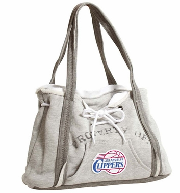 Los Angeles Clippers Property of Hoody Purse