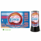 Los Angeles Clippers Lamps