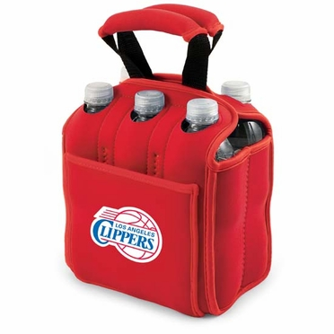 Los Angeles Clippers Six Pack (Red)