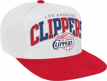 Los Angeles Clippers Throwback Tri-Pop Snap Back Hat