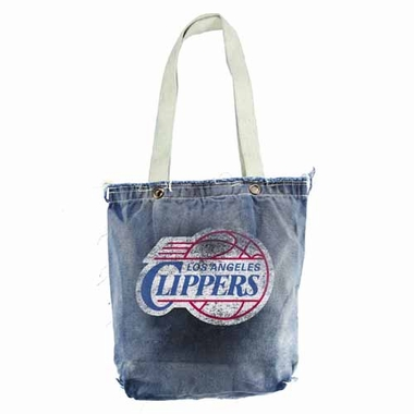 Los Angeles Clippers Vintage Shopper (Denim)