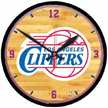 Los Angeles Clippers Wall Clock